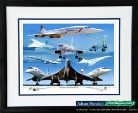 Concorde 40th Tribute Montage
