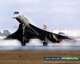 Last Landing BA002 at London Heathrow 24-Oct-2003 - 20x16